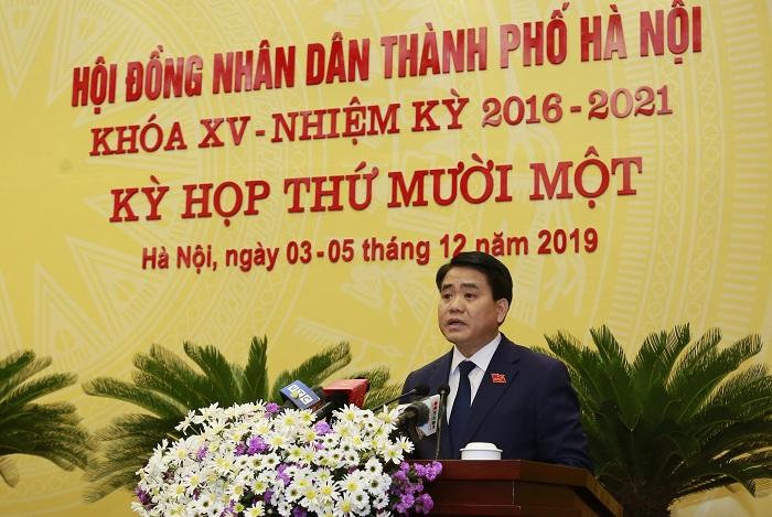 Chủ tịch UBND TP Hà Nội lý giải các vấn đề nhân dân quan tâm