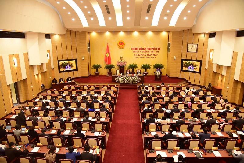 Hà Nội chưa thông qua Nghị quyết về sáp nhập thôn, tổ dân phố