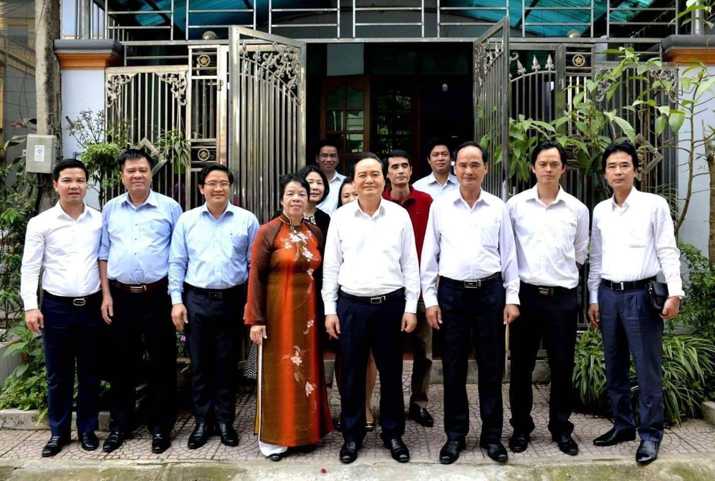 Đảng viên Nguyễn Quý Lạc tâm huyết với công tác Hội