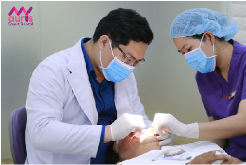 Nâng cao tinh thần tự giác bảo vệ sức khoẻ răng miệng cộng đồng