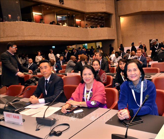 Việt Nam tham dự Đại hội đồng Hiệp hội Chữ thập Đỏ và Trăng lưỡi liềm Đỏ
