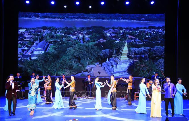 Khai mạc Tuần Văn hóa Việt Nam tại Lào 2019