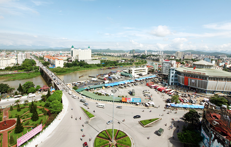 Xây dựng Khu kinh tế cửa khẩu Móng Cái trở thành 1 cực tăng trưởng kinh tế năng động