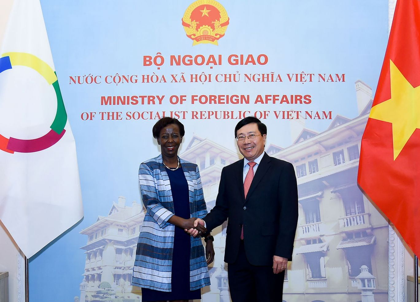 Cộng đồng Pháp ngữ là đối tác quan trọng của Việt Nam