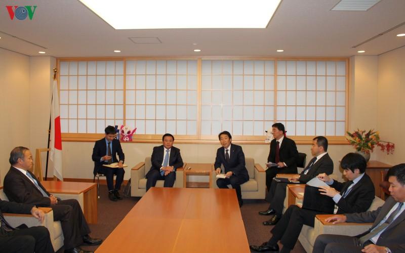 Tăng cường hơn nữa quan hệ đối tác chiến lược sâu rộng Việt Nam – Nhật Bản