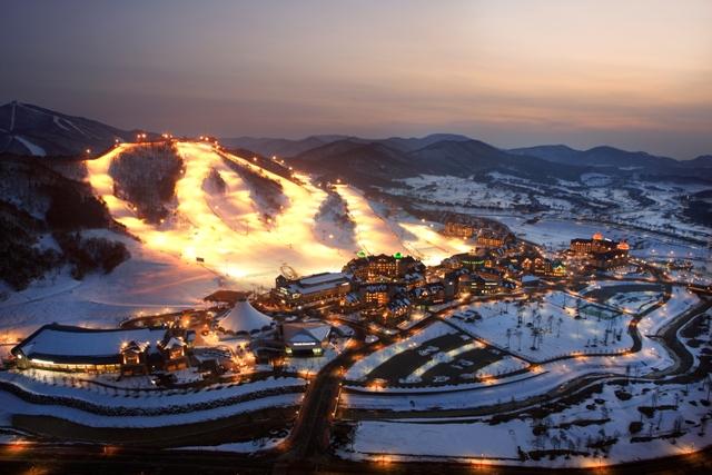 Rộn ràng lễ hội mùa đông Hàn Quốc