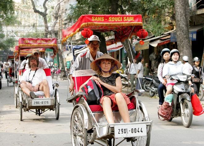 Hà Nội xem xét cấm xích lô, dừng hoạt động xe ba bánh