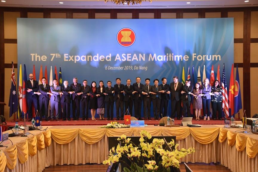 Thúc đẩy hợp tác an ninh biển, kinh tế và bảo vệ môi trường biển