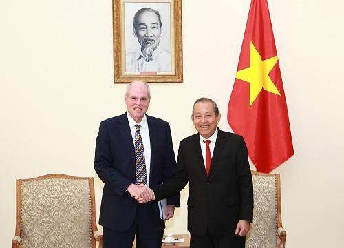Việt Nam đăng cai tổ chức Hội nghị Sáng kiến Chống tham nhũng khu vực châu Á-Thái Bình Dương