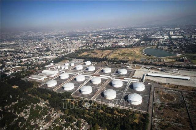 Mexico phát hiện mỏ dầu có trữ lượng lớn