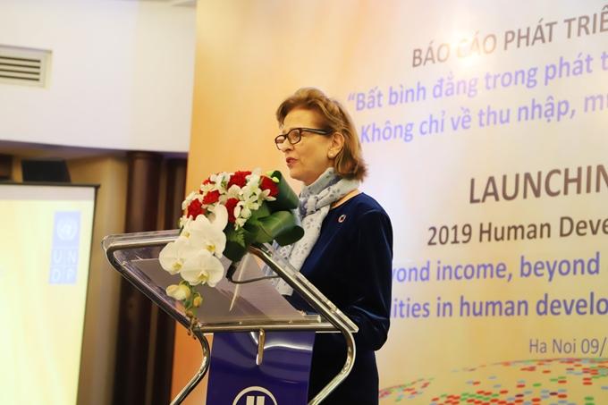 Việt Nam đạt được nhiều tiến bộ trong phát triển con người
