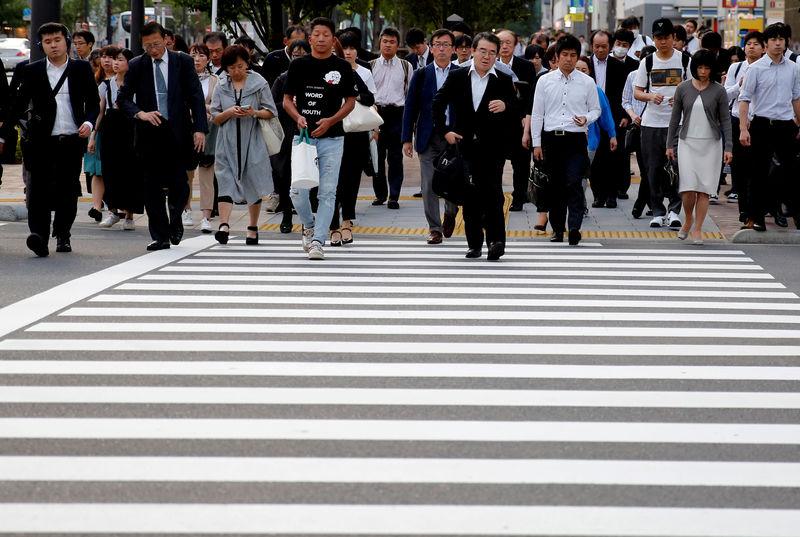 Nhật Bản điều chỉnh mức tăng GDP trong quý III 2019