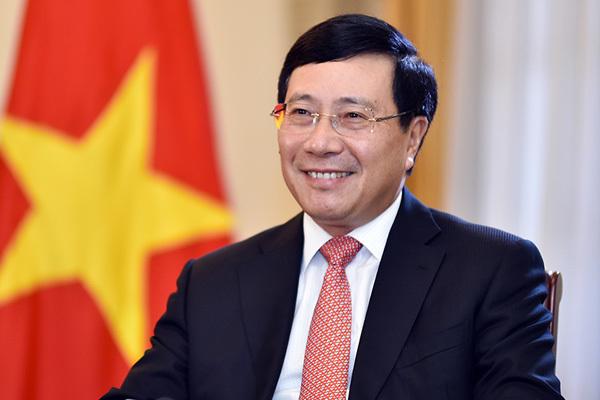 Đồng chí Phạm Bình Minh tham dự Hội nghị Bộ trưởng Ngoại giao ASEM 14