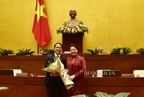 Nghị quyết của Quốc hội, Ủy ban Thường vụ Quốc hội về công tác nhân sự