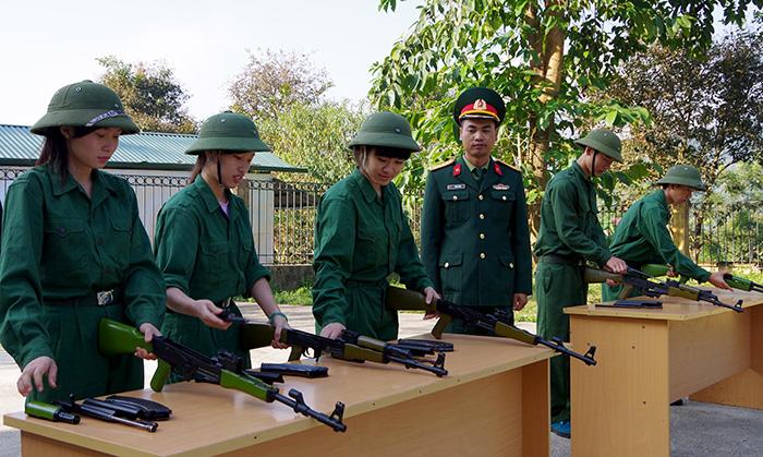 Điện Biên coi trọng giáo dục quốc phòng, an ninh cho học sinh