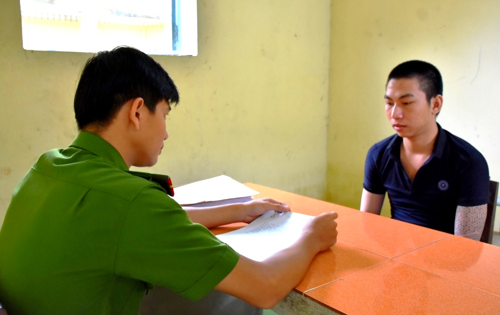 Khởi tố nhóm thanh niên trộm cắp bò tại Quảng Nam