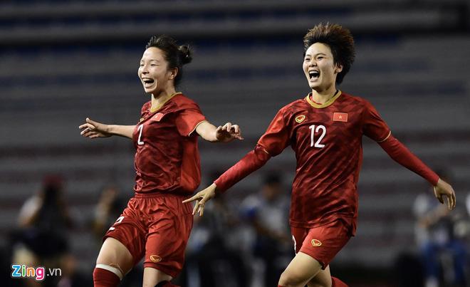 Thưởng 1 tỷ đồng cho đội tuyển bóng đá nữ Việt Nam