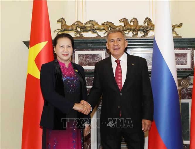 Hợp tác kinh tế, thương mại, đầu tư giữa Việt Nam và Tatarstan tiếp tục phát triển mạnh mẽ