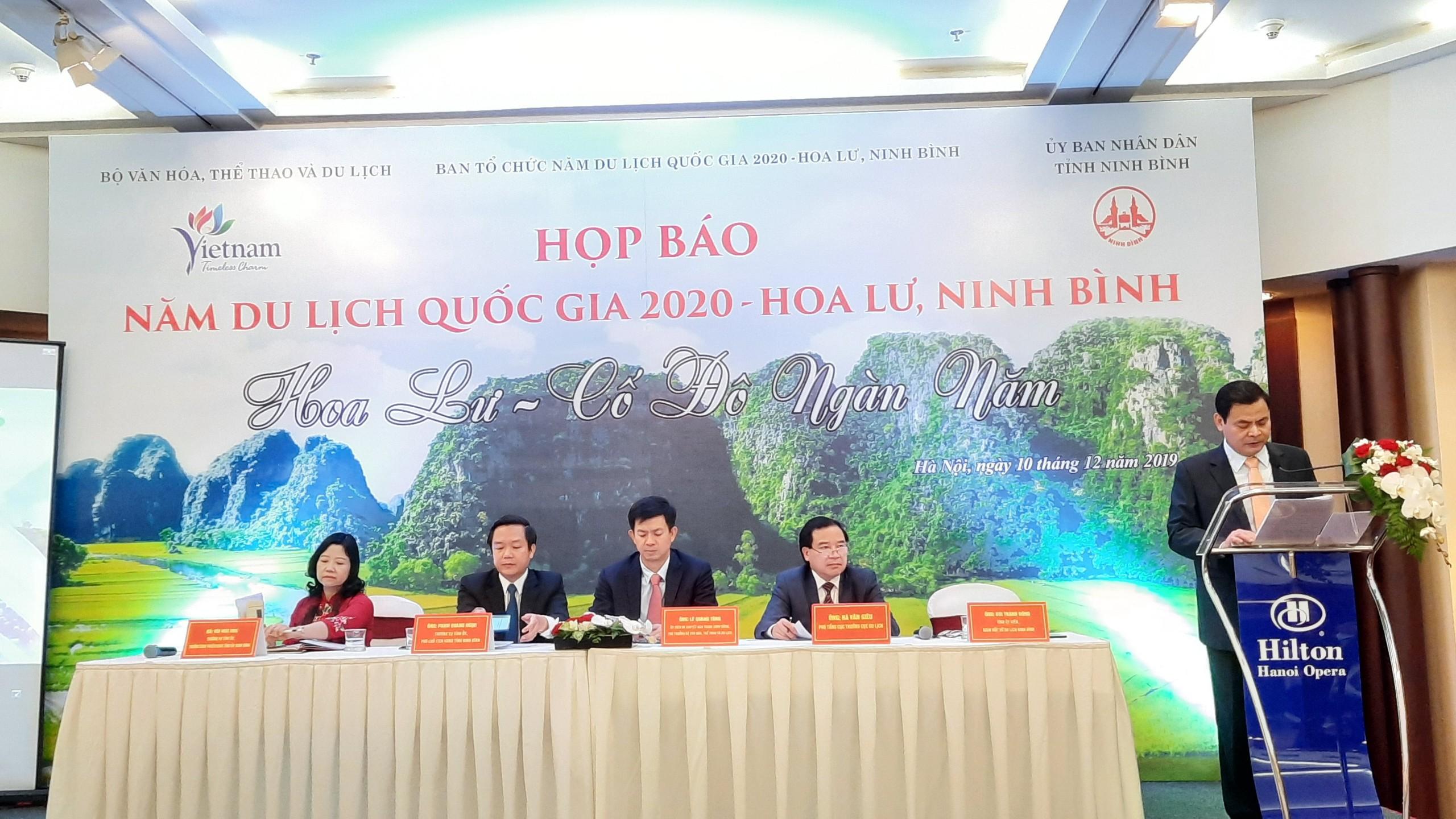Cơ hội lớn để Ninh Bình quảng bá, xúc tiến du lịch