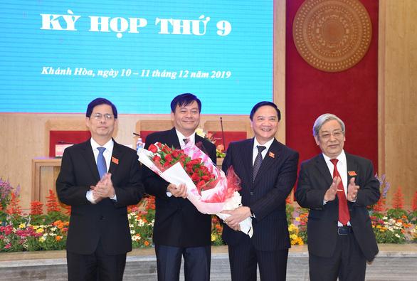 Trưởng Ban Dân vận Tỉnh ủy Khánh Hòa được bầu làm Phó Chủ tịch HĐND tỉnh