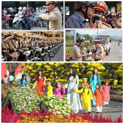 Thủ tướng Chính phủ yêu cầu đảm bảo trật tự, an toàn giao thông trong dịp Tết