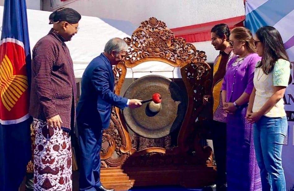 Cộng đồng ASEAN tại Mexico tăng cường quảng bá văn hóa