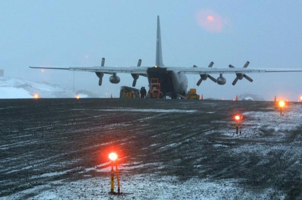 Chile Máy bay quân sự chở theo 38 người bị mất tích