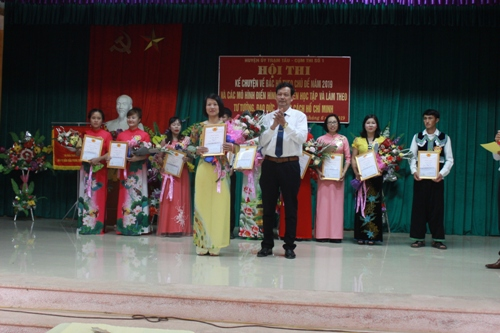 Đảng bộ Trạm Tấu Yên Bái chú trọng công tác giáo dục chính trị, tư tưởng