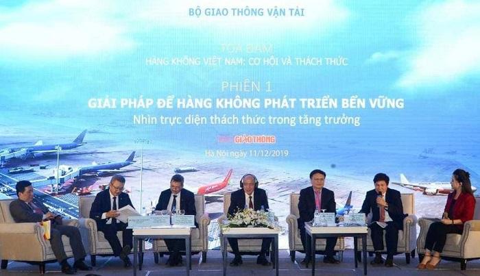 Hàng không Việt Nam Cơ hội và thách thức