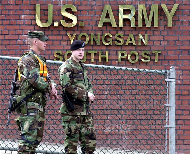 Mỹ hoàn trả Hàn Quốc nhiều căn cứ quân sự
