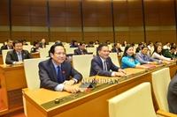 Công bố 03 Nghị quyết được Quốc hội khóa XIV thông qua tại Kỳ họp thứ 8