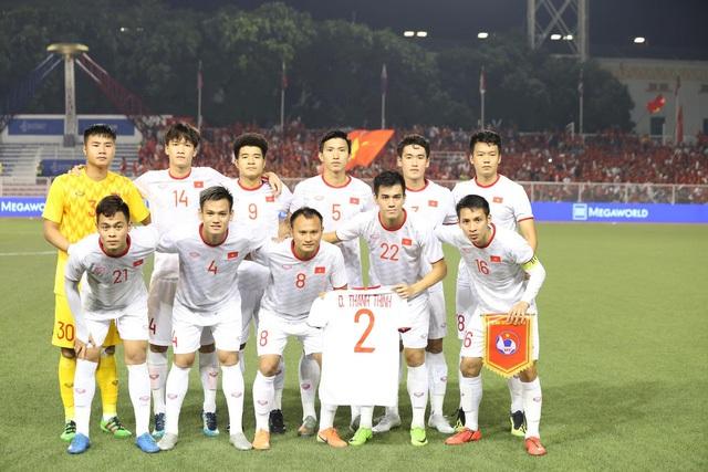 Bộ trưởng Nguyễn Ngọc Thiện thưởng 1 tỷ đồng cho đội tuyển U22 Việt Nam