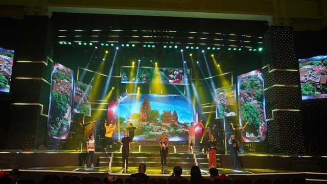Sẵn sàng cho Liên hoan Truyền hình toàn quốc lần thứ 39 tại Nha Trang