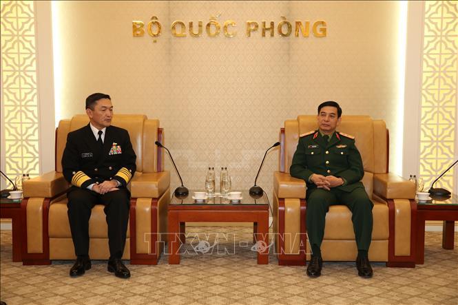 Tăng cường hợp tác quốc phòng song phương Việt Nam - Nhật Bản