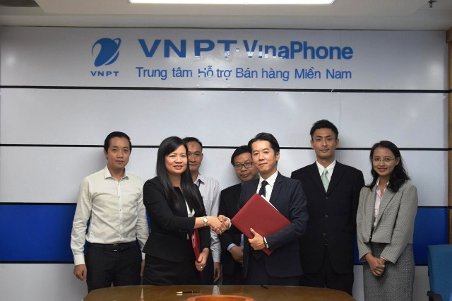 Chatwork Nhật Bản ký kết thỏa thuận hợp tác với 5 đối tác tại Việt Nam