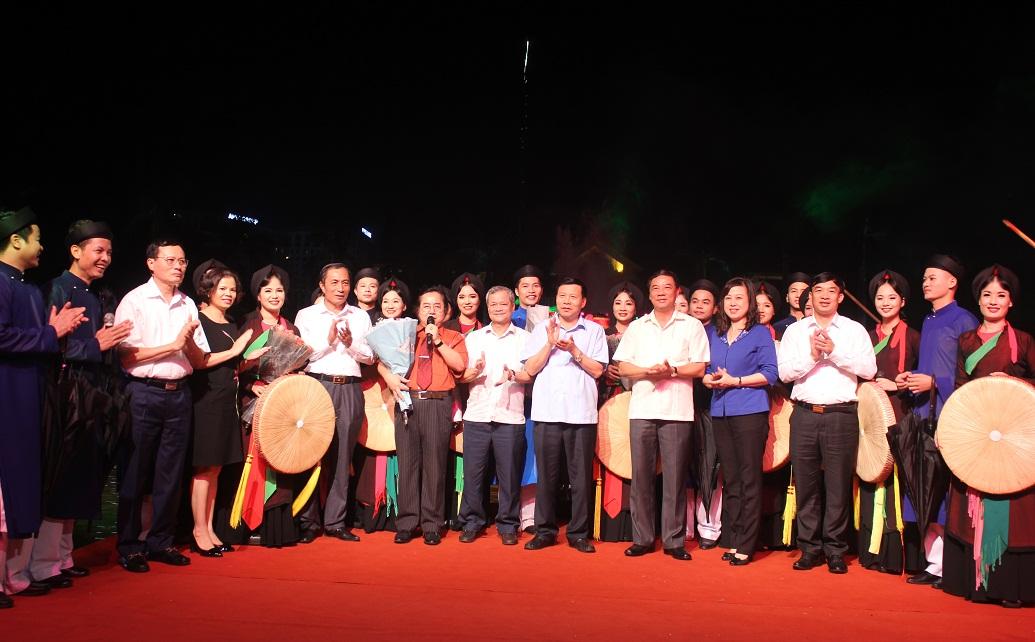 Gìn giữ, phát triển văn hóa và xây dựng con người mới ở Bắc Ninh