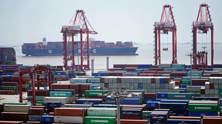 Mỹ sẽ trì hoãn đợt áp thuế mới lên hàng hóa Trung Quốc