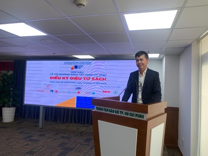 TP Hồ Chí Minh Lễ hội Đường sách Tết Canh Tý diễn ra trong 7 ngày