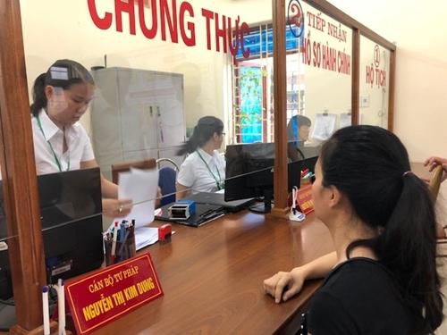 Hà Nội sắp xếp 8 đơn vị hành chính cấp xã tại 3 quận, huyện