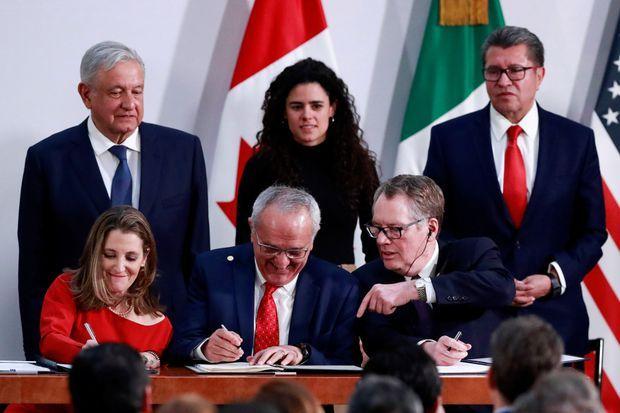 Thượng viện Mexico thông qua Hiệp định USMCA cuối cùng