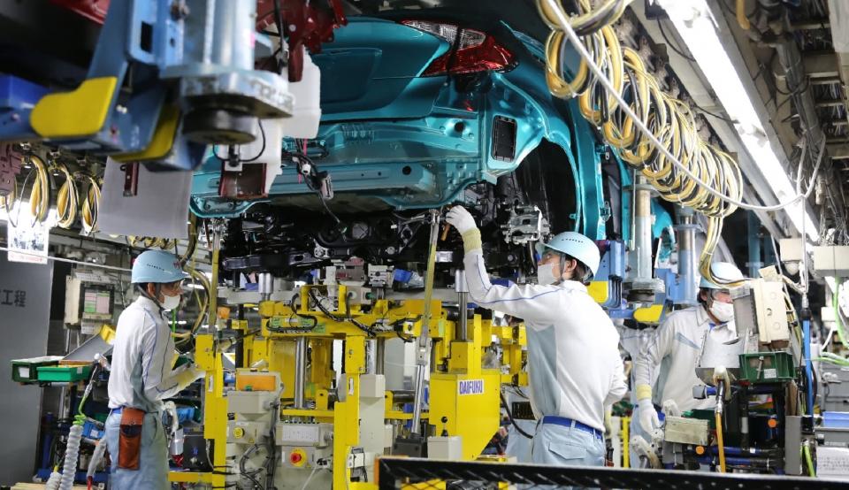 Niềm tin kinh doanh tại Nhật Bản xuống mức thấp nhất trong gần 7 năm