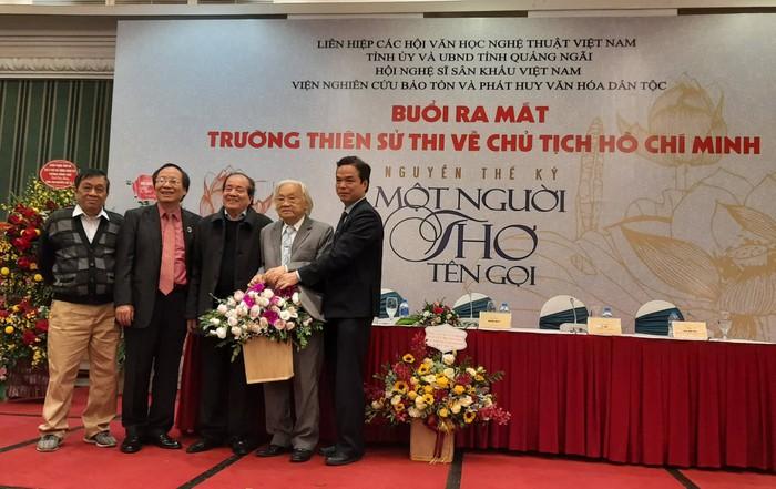 Ra mắt trường thiên sử thi về Chủ tịch Hồ Chí Minh