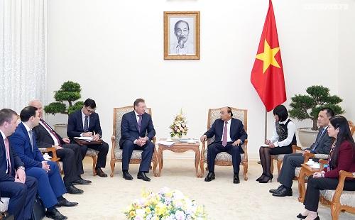 Nga là đối tác tin cậy của Việt Nam