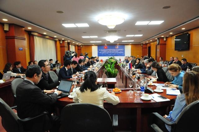 Khóa họp lần thứ 3 Ủy ban hỗn hợp thực thi Hiệp định VN-EAEU