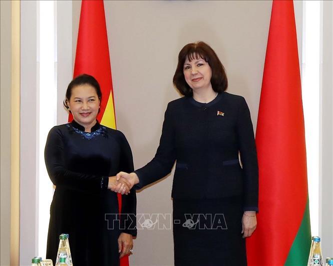 Thúc đẩy quan hệ hợp tác Việt Nam – Belarus