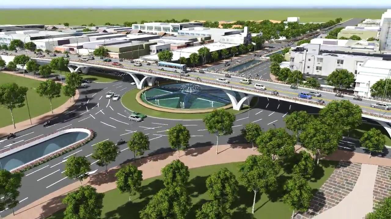 Thẩm định thiết kế dự án cải tạo nút giao phía Tây cầu Trần Thị Lý