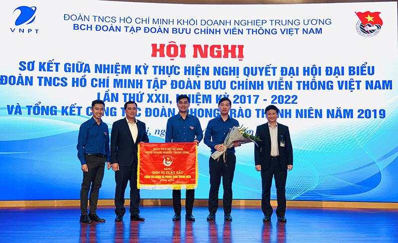 Đoàn Thanh niên VNPT Quyên góp, ủng hộ hơn 5,6 tỉ đồng cho hoạt động an sinh xã hội