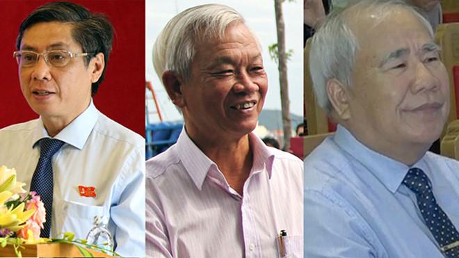Kỷ luật lãnh đạo, nguyên lãnh đạo tỉnh Khánh Hòa