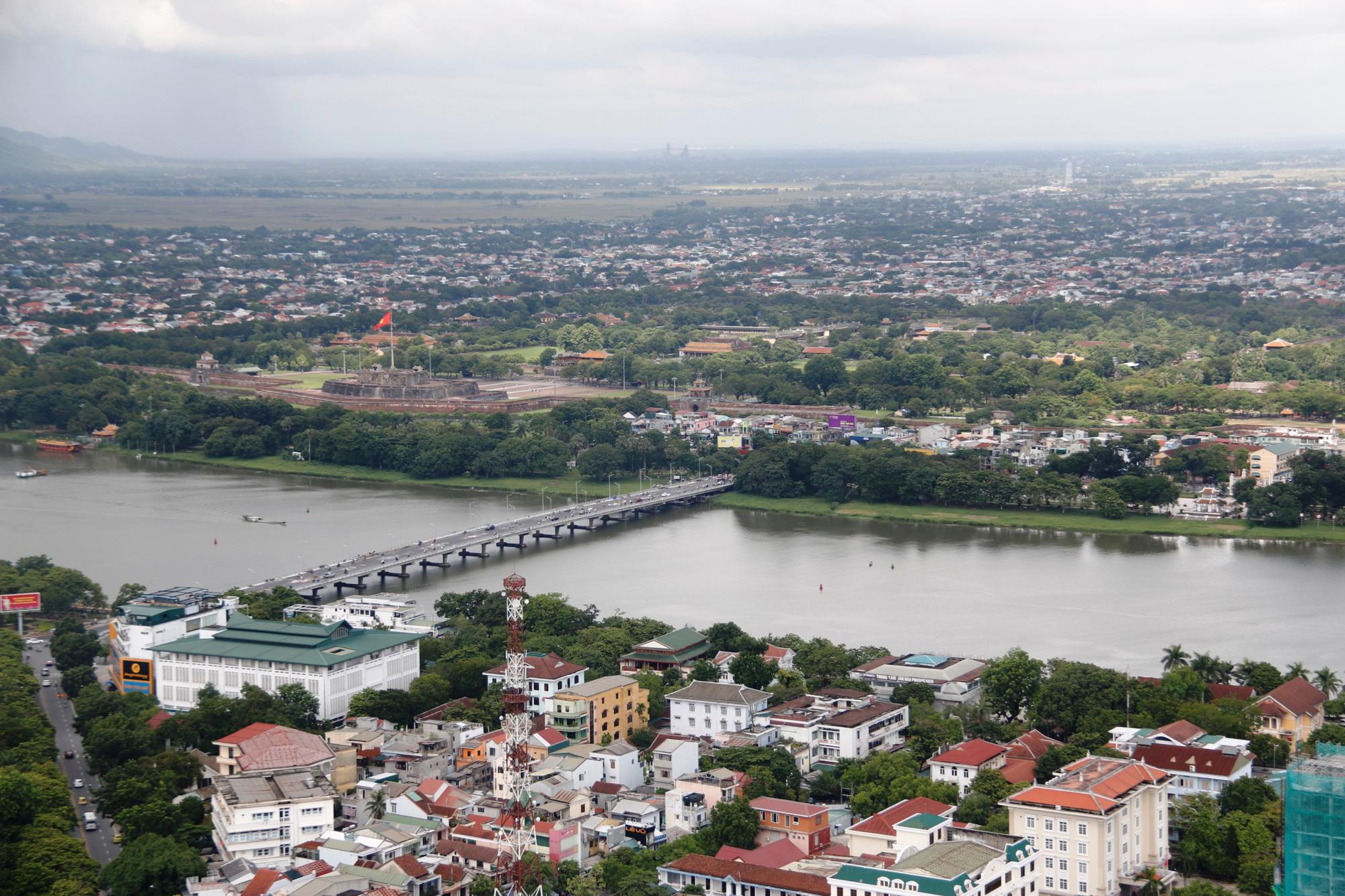 Năm 2025 Thừa Thiên Huế sẽ là thành phố trực thuộc Trung ương