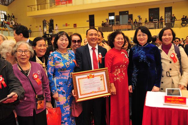Lễ kỷ niệm 60 năm thành lập trường Đại học Thể dục Thể thao Bắc Ninh